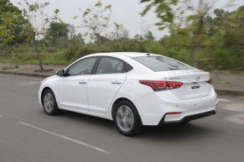 Accent trở thành xe bán chạy nhất của Hyundai Thành Công
