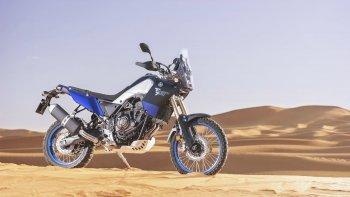 EICMA 2018: Yamaha trình làng adventure hoàn toàn mới Tenere 700 2019