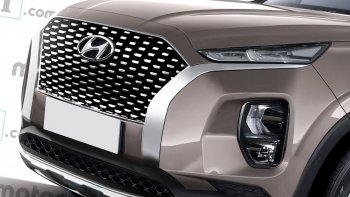 """Hyundai """"vén màn"""" SUV đầu bảng tại Triển lãm Ôtô Los Angeles"""