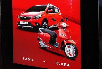 Xe cỡ nhỏ hoàn toàn mới VinFast Fadil chuẩn bị ra mắt thị trường Việt
