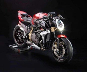 "MV Agusta Brutale 2019: Nakedbike ""độ"" động cơ xe đua World Superbike"