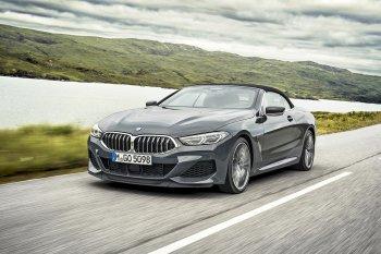 BMW 8 Series Convertible 2019 530 mã lực, 0-100km/h trong 3,9 giây