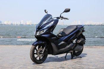 Honda PCX Hybrid: thú vị đến từ cảm giác lái