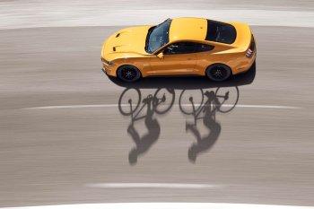 """WheelSwap của Ford giúp người tham gia giao thông """"thấu hiểu nhau"""""""