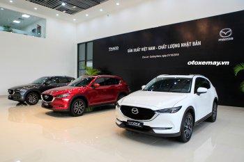 Thaco tăng giá bán Mazda3, Mazda6 và CX-5 sở hữu 03 màu sơn mới