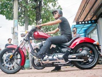 Honda Fury 2018: Đưa biker Việt lên đỉnh phong cách lái xe phóng khoáng