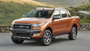 """Ford Ranger """"thống trị"""" phân khúc bán tải tháng thứ 2 liên tiếp"""