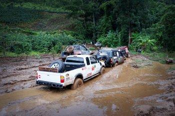24/11: Mở màn Giải đua xe LaAn Challenge xuyên rừng Lâm Đồng giành 100 triệu đồng