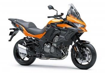 Kawasaki Versys 1000 2020: công nghệ hiện đại, sản xuất giới hạn