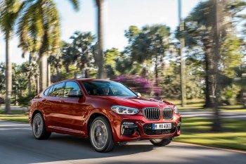 BMW X4 2019 sẽ có mặt tại Việt Nam vào đầu năm 2019