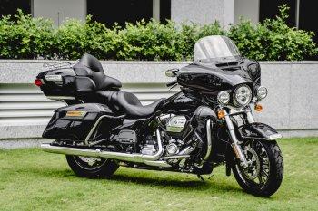 Harley Touring và CVO 2019 sắm chơi Tết giá từ 1,449 tỷ đồng