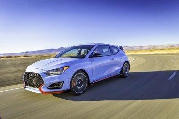 Ra mắt xe hiệu suất cao Hyundai Veloster N 2019, giá từ 649 triệu đồng