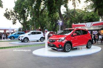 VinFast công bố giá bán cho dòng SUV, sedan và dòng xe cỡ nhỏ