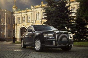"""""""Xe Rolls-Royce của Nga"""" chưa bán đã cháy hàng"""