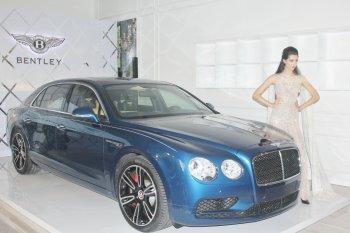 Ra mắt sedan siêu sang Bentley giá 16,868 tỷ đồng tại TP.HCM