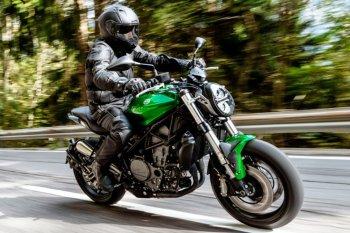 Benelli 752S 2019: Đối thủ mới của Ducati Monster