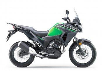 Kawasaki Versys X 300 2019 thay đổi thời trang hơn