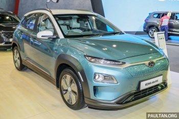 Xe điện Hyundai Kona tới thị trường Đông Nam Á