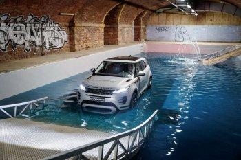SUV Range Rover Evoque 2020 giá từ 951 triệu đồng