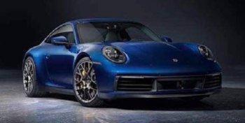 Porsche 911 2020 lộ ảnh trước ngày ra mắt chính thức