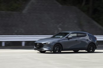 Mazda công bố video đầu tiên về Mazda3 2019