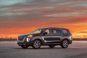 Hyundai Palisade chính thức ra mắt Triển lãm Los Angeles 2018