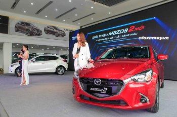 Mazda2 nhập khẩu Thái Lan giá từ 509 triệu đồng