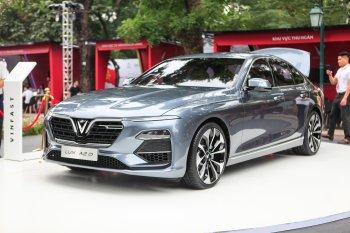 Xe VinFast sẽ được trưng bày tại Cần Thơ, Nha Trang, Đà Nẵng và Hà Tĩnh