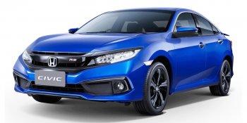 Honda Civic 2019 thêm gói an toàn Sensing