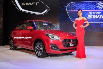 Suzuki Swift 2018 nhập khẩu Thái Lan, nâng cấp thiết kế, giá cao nhất 549 triệu đồng