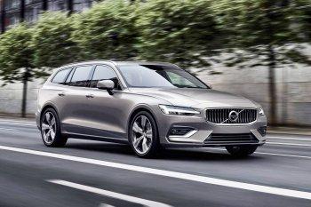 """Volvo V60 2019 lái """"phê"""" với động cơ tăng áp 2.0L"""