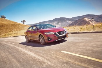 Nissan Maxima 2019 nâng cấp công nghệ an toàn Safety Shield 360