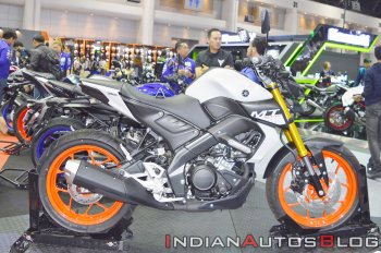 Nakedbike Yamaha MT-15 2019 nâng cấp màn hình kỹ thuật số