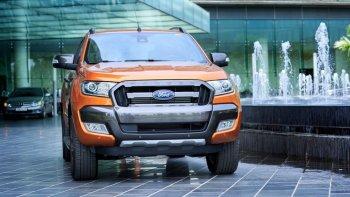 Ford Việt Nam triệu hồi hơn 17.000 xe Ranger và Fiesta liên quan tới khóa cửa