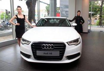 Audi Việt Nam triệu hồi xe A6 do lỗi túi khí