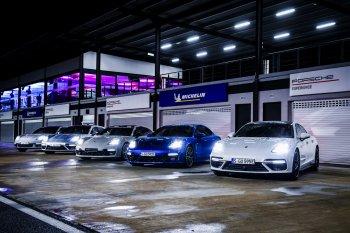 "Porsche E-Performance Chất ""lửa"" của xe điện"