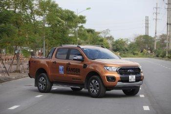 Ranger và Focus là 02 dòng xe bán chạy nhất của Ford VN trong tháng 11