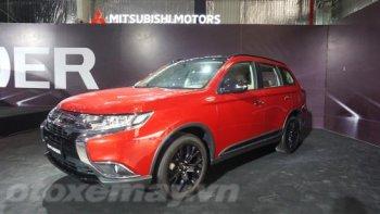 Mitsubishi triệu hồi gần 1.000 xe Outlander tại Việt Nam