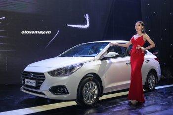 Accent tiếp tục là xe bán chạy nhất của Hyundai Thành Công