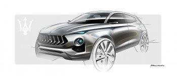 Maserati Karif: Crossover nhỏ gọn hạng sang hoàn toàn mới