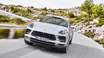 Porsche Macan 2019 bổ sung bản S mạnh 349 mã lực