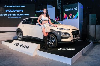 """Hyundai Kona bất ngờ """"đánh bại"""" Honda HR-V ở phân khúc SUV đô thị"""