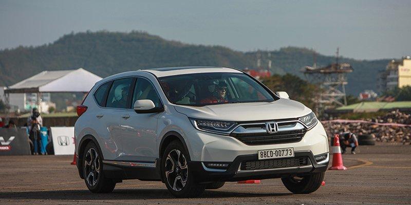 Honda Việt Nam tăng giá CR-V từ ngày 1/1/2019
