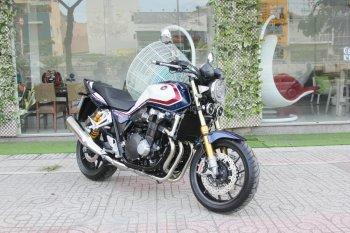 """Chùm ảnh nakedbike """"hàng độc"""" Honda CB1300SP 2019 về Việt Nam"""