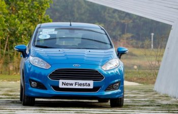Ford dừng lắp ráp Fiesta tại Việt Nam