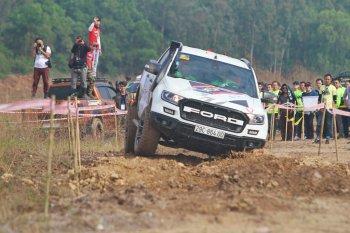Hơn 50 đội tham gia tranh tài ở Giải đua ôtô địa hình KOP 2018