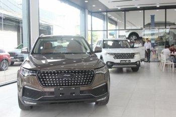 Hai mẫu xe SUV 5 chỗ Zoyte và BAIC giá cạnh tranh tại Việt Nam