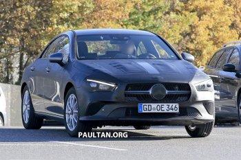 Giới thiệu xe nhỏ gọn Mercedes-Benz CLA 2019