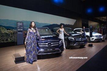 Mercedes-Benz Việt Nam triệu hồi gần 5 nghìn xe GLC với lỗi dây an toàn hàng ghế sau