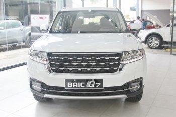 Với 658 triệu, SUV BAIC Q7 được trang bị những gì ?